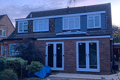 Completed Extension